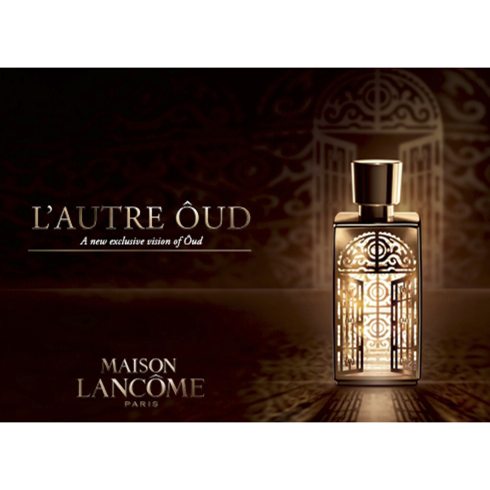 4263980c9 ... عطر لاتير عود من لانكوم باريس 75مل L'Autre Oud Lancome for women and  men ...