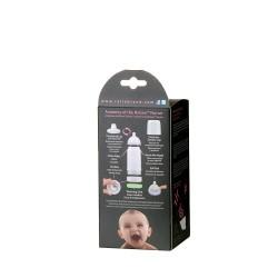 رضاعة اديري للمواليد 163مل 0-3 شهور وردي Adiri NxGen Newborn Nurser Baby Bottle