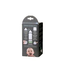 رضاعة اديري للمواليد 163 مل أزرق 0-3 شهور Adiri Newborn Baby Bottle Blue