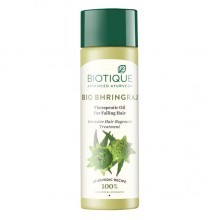 زيت علاجي مكثف لتساقط الشعر Biotique Bio Bhringraj Therapeutic Oil for Falling Hair