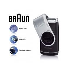 براون ماكينة الحلاقة موبايل شفرة Braun M-90 Mobile Shaver Battery Operated