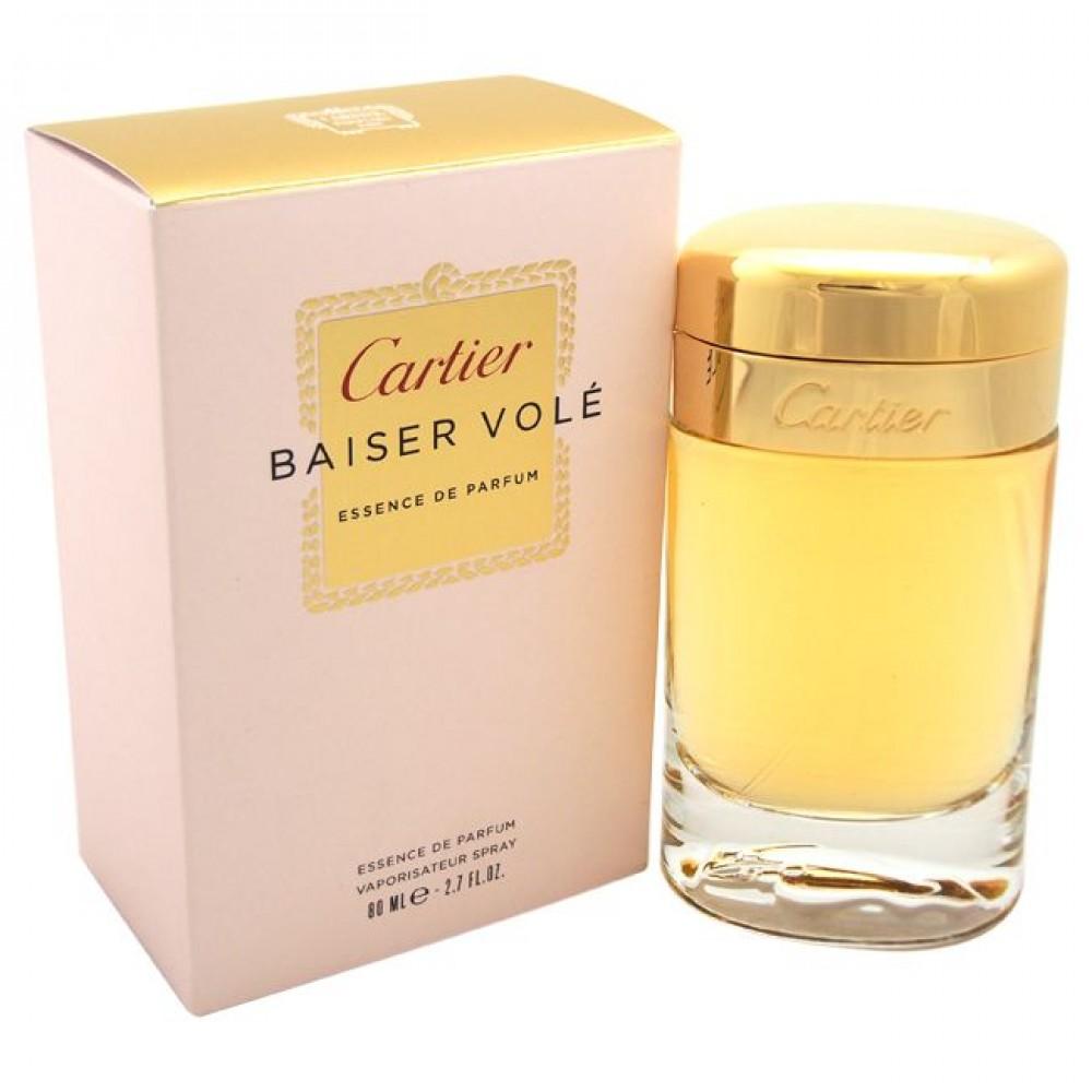 d913987e8 ... عطر بيسير فول ايسينس دي برفيوم كارتير نسائي 80مل Baiser Vole Essence de  Parfum Cartier for