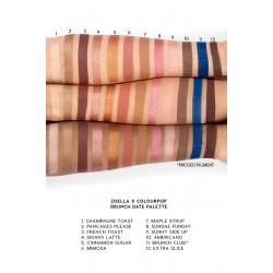 باليت ايشادو كلربوب برنش دايت ColourPop Brunch Date Pressed Powder Shadow Palette