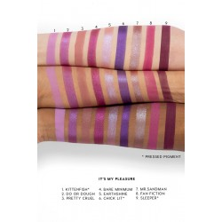 باليت ايشادو كلربوب ايتس ماي بلجر Colour Pop It's My Pleasure Shadow Palette