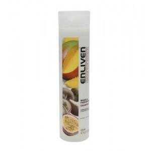 شامبو المانجو وفاكهة العاطفة إنلفين ENLIVEN - MANGO & PASSION FRUIT FRUIT SHAMPOO 400 ML