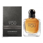 عطر سترونج ويذ يو جورج ارماني للرجال  Emporio Armani Stronger with you for men 100ml