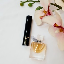 مجموعة لانكوم باريس ميني lancome hypnose drama mascara 2ml & la vie est belle eau de parfum 4ml