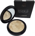 اضاءة ماك تو اوفر تو Highlighter powder Make2 over2 M301