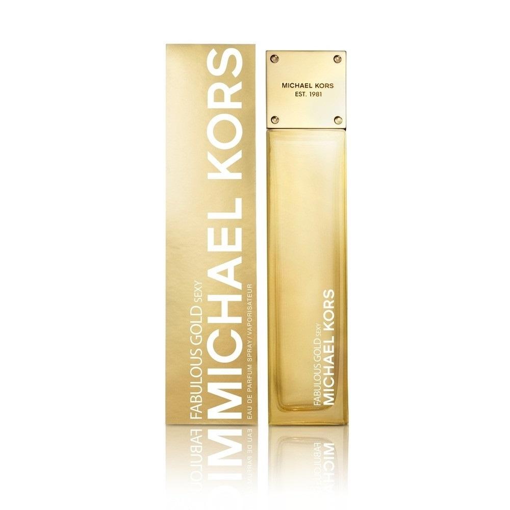 00848b4be عطر 24K بريليانت قولد مايكل كورس للنساء 24K Brilliant Gold Michael Kors for  women 100ml ...