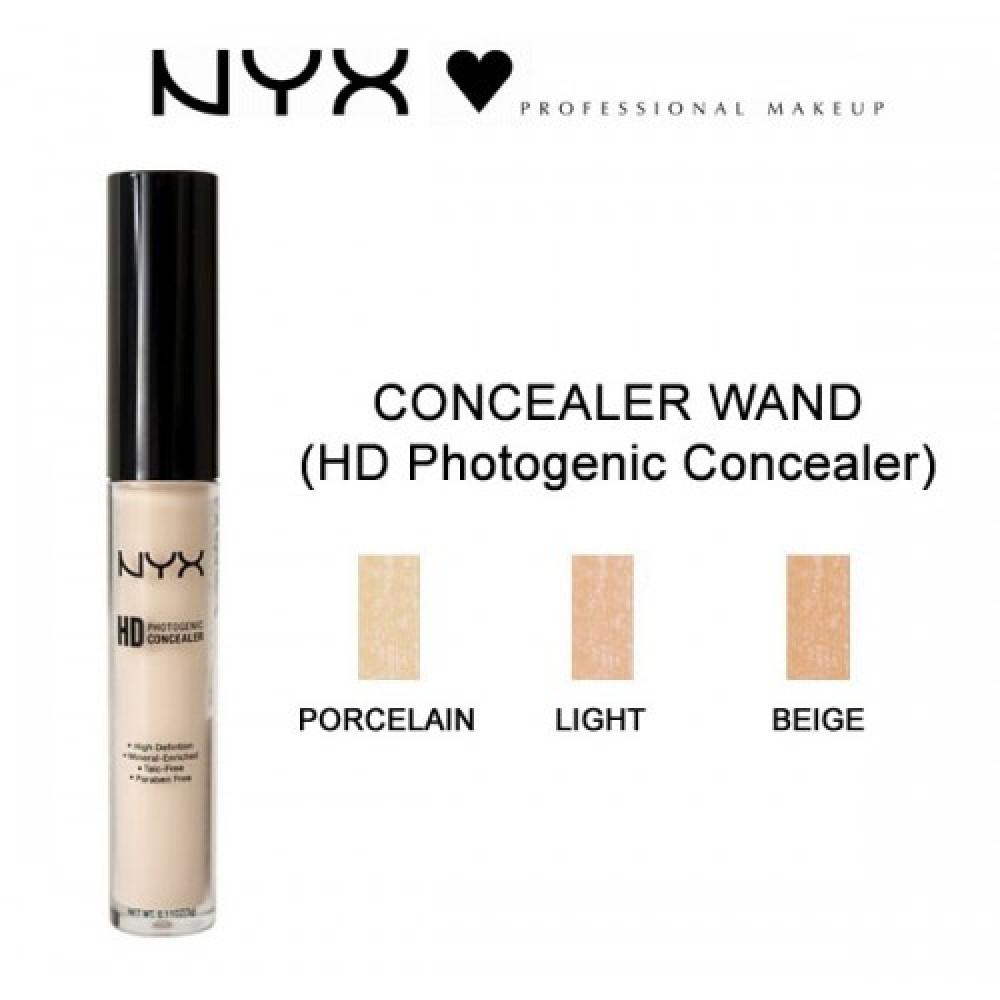 Nyx professional makeup concealer wand green mugeek vidalondon - Nyx concealer wand glow ...