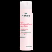 مزيل مكياج نيوكس بماء الورد Nuxe Micellar Cleansing Water with 3 Rose Petals 200ml