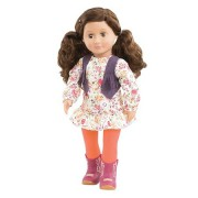 دمية اور جنيراشن جاكي Regular 18 Retro Doll Jackie Our Generation