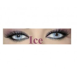 عدسات اوكسجين باي ورده صويمل اللآصقه ايس  Oxygen Contact Lenses by Warda Sowimel Color Ice