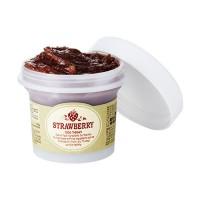 قناع السكر الاسود والفراوله من سكين فود Black Sugar Strawberry Mask Wash Off 100g