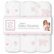 مجموعة قطع الموسلين Muslin Baby Squares Muslin Collection