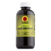 زيت جامايكا بلاك كاستور Tropic Isle Living- Jamaican Black Castor Oil-4oz