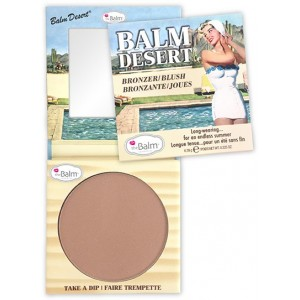 بلشر بالم ديزيرت برونز  THE Balm Desert Bronzer Blush