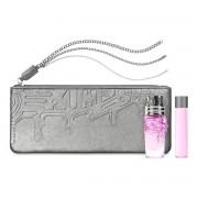 مجموعة تيري موغلر ميني Thierry Mugler Womanity Eau de Parfum Gift Set with Purse