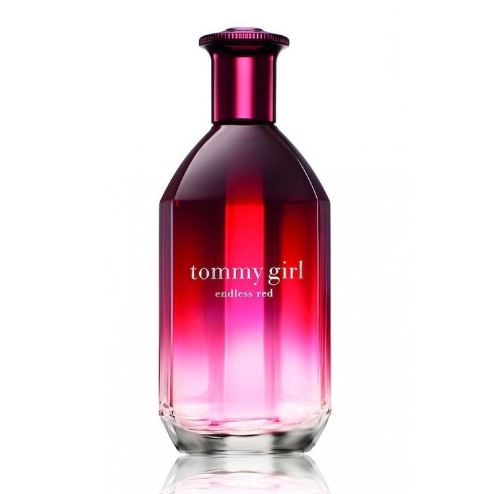 410f2d7af ... عطر تومي هيلفيغر تومي جيرل إندليس ريد للنساء Tommy Girl Endless Red by Tommy  Hilfiger