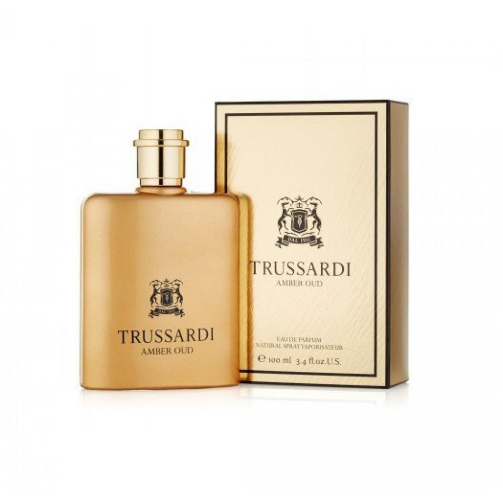 3c0213e2f SR 429-عطور-Trussardi-عطر تروساردي عنبر عود للرجال Trussardi Amber ...
