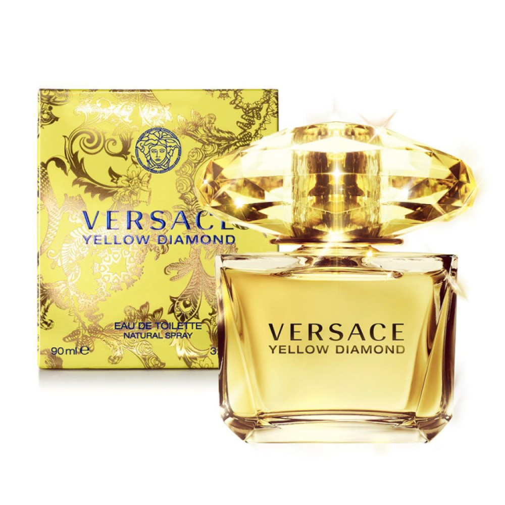 b496b77b7 ... عطر يلو دايموند من فيرزاتشي نسائي 90 مل Yellow Diamond Versace for women