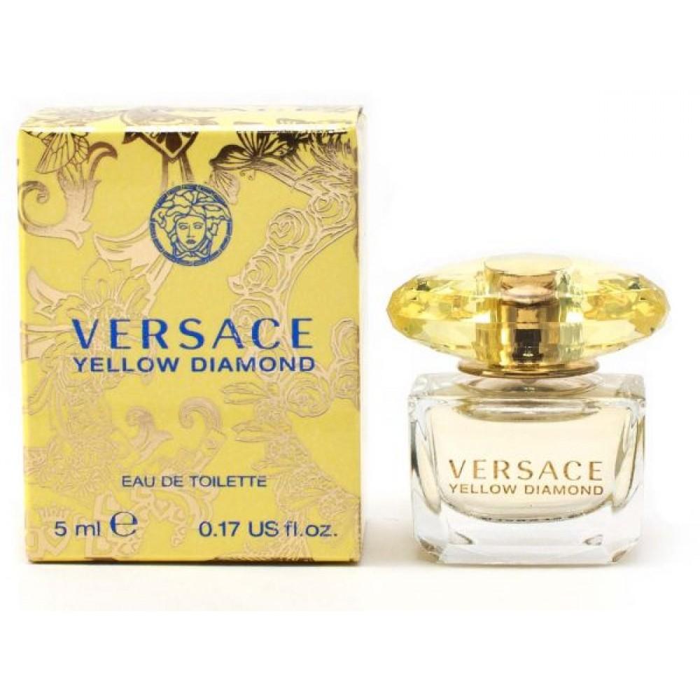 b71f4e5ca عطر ميني دايموند من فرزاتشي نسائي 5مل Mini Diamond perfume from Versace 5 ml