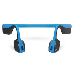 سماعة تريكز تيتانيوم بلوتوث من أفترشوكز بتقنية الأذن المفتوحة AfterShokz TREKZ Titanium Open-ear Bluetooth Headphones