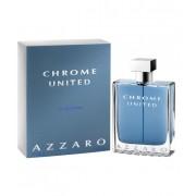 عطر ازارو كروم يونايتد للرجال 100 مل Chrome United Azzaro for men