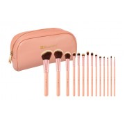 فرش بي اتش شيك BH Chic - 14 Piece Brush Set with Cosmetic Case