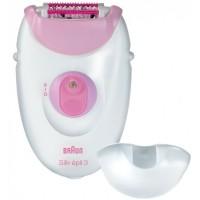 براون سيلك ايبيل 3 ماكينة ازالة الشعر Braun Silk-epil 3 3370 epilator with 2 Extras Sensitive Area Cap, Massage Cap