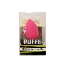 اسفنجة بف فيشيال باودر Puffe facial powder lets make up