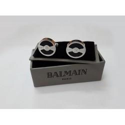 كبك رجالي ريجوس اسود من بليماين Balmain Rigos CuffLink Black