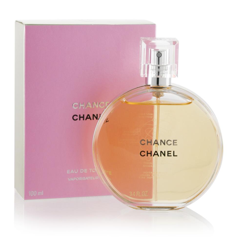 828ad1322 ... عطر شانس من شانيل نسائي 100 مل Chance Eau de Toilette Chanel for women  ...