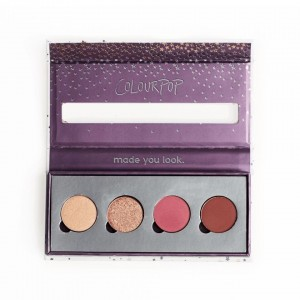 باليت ايشادو كلر بوب Hi-Maintenance Pressed Powder Shadow Palette