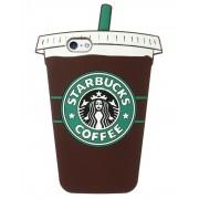 كفر جوال ستار بكس للايفون 6 بلس Iphone 6 plus / 3D Coffee Cup