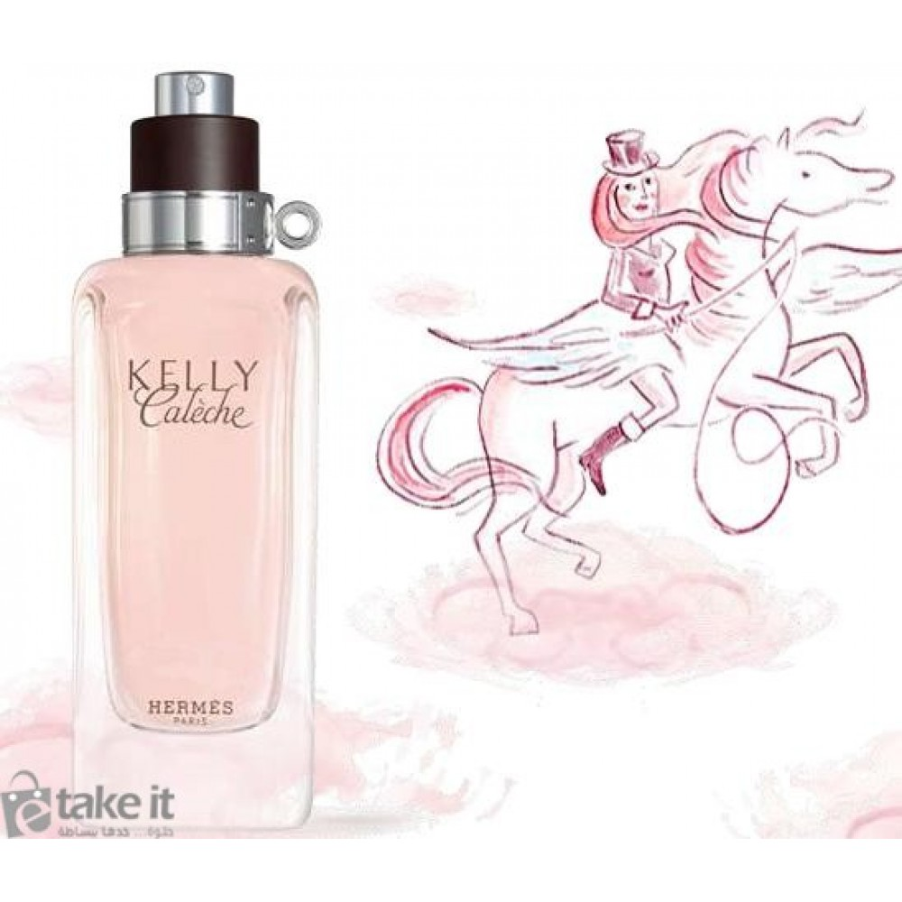 51207182d ... كلي كالش هيرمز النسائي 100 مل Kelly Caleche Hermes for women 100 ml