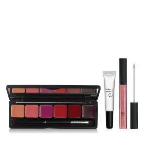 مجموعة الشفاه ايلف Glam Lip Set
