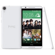 أتش تي سي 820جي+, شريحتين, اللون أبيض HTC DESIRE 820G+ DS ARABIC / MARBLE WHITE