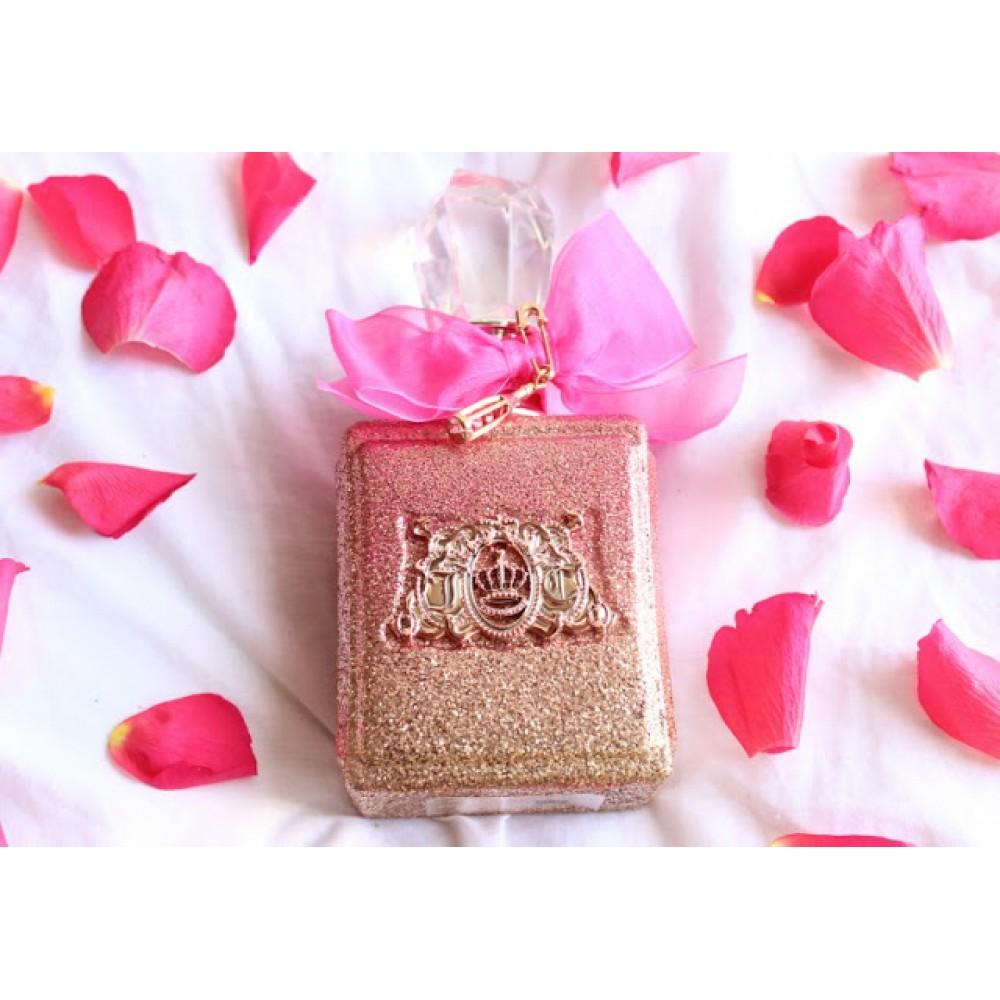 4b22b09868d6a ... عطر فيفا لاجوسي روز من جوسي كوتور 100 مل Viva La Juicy Rose Juicy  Couture for ...