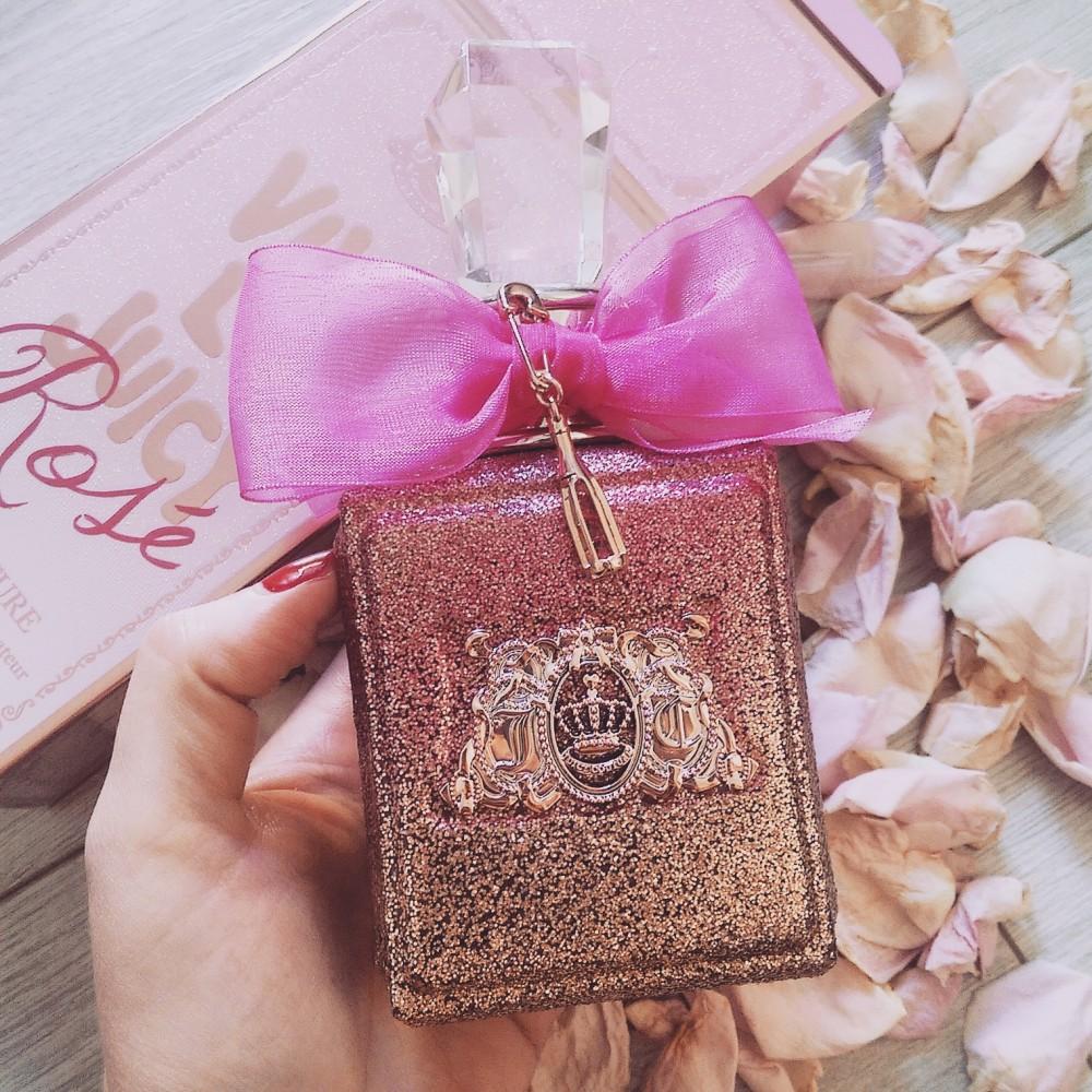 ba090d838 ... عطر فيفا لاجوسي روز من جوسي كوتور 100 مل Viva La Juicy Rose Juicy  Couture for ...