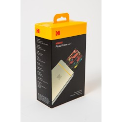 طابعة موبايل PM-210G محمولة ذهبي KODAK Photo Printer Mini PM-210G