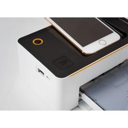طابعة موبايل كوداك PD-480 مع قاعدة آيفون  KODAK Photo Printer Dock PD-480 for iPhone