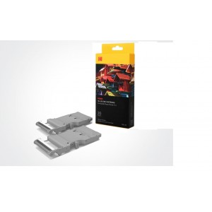علبة حبر مع ورق لطابعة كوداك المحمولة KODAK Photo Printer Mini CARTRIDGE PMC-20