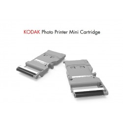 علبة حبر مع ورق ستيكر لطابعة كوداك المحمولة KODAK Photo Printer Mini CARTRIDGE PMS-20 Sticker