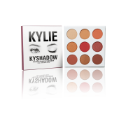 باليت ايشادو كايلي بورجوندي THE BURGUNDY PALETTE | KYSHADOW
