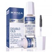ماسكرا مافالا لتطويل و تكثيف الرموش Double lash eyelashes and eyebrows fortifier - Mavala