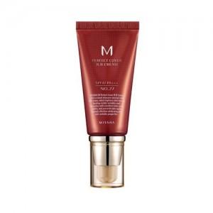كريم اساس بي بي من ميشا M Perfect Cover BB Cream SPF 42 PA+++ 50ml