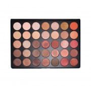 باليت ايشادو 35OS مورفي لامع  35OS - 35 COLOR SHIMMER NATURE GLOW EYESHADOW PALETTE