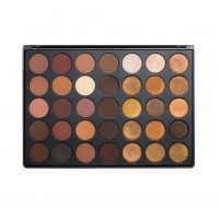 باليت ايشادو 35R ردي سيت قولد 35R - READY,SET,GOLD! EYESHADOW PALETTE