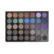 باليت ايشادو 35D مورفي سموكي داكن  35D - 35 COLOR DARK SMOKY PALETTE